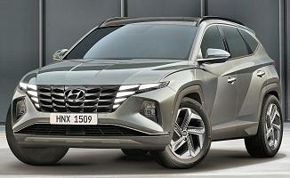 Całkowicie odmieniony Hyundai Tucson z nowymi silnikami 1.6 T-GDI o mocach 150 lub 180KM