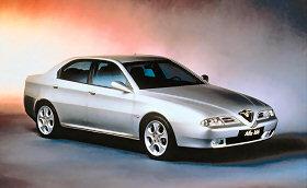 Alfa Romeo 166 2.0 16V Twin Spark 155KM