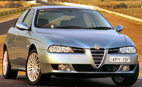 Alfa Romeo 156 FL 2.5 V6 24V 192KM