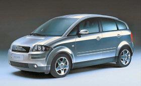 Audi A2 1.4 16V MPI 75KM (AUA/BBY)