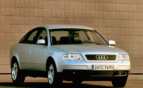 Audi A6 C5 1.8 20V Turbo 150KM (AEB/AWT/AWL)