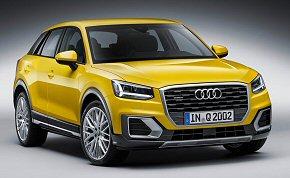 Audi Q2 GA 1.4 16V TFSI CoD 150KM (CZEA)