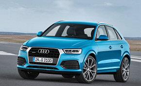 Audi Q3 8U FL 1.4 16V TFSI 150KM (CZDA/CZEA)