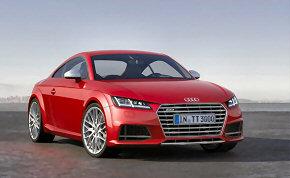 Audi TT 8S 2.0 16V TFSI 230KM (CHHC)