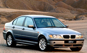 BMW Seria 3 E46 FL 330i 231KM (M54B30)