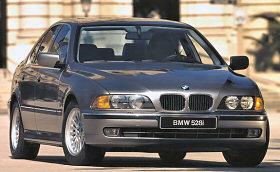 BMW Seria 5 E39 523i 170KM (M52B25)