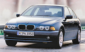 BMW Seria 5 E39 FL 520i 170KM (M54B22)