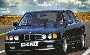 BMW Seria 7 E32 730i 197KM (M30B30)
