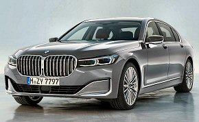 BMW Seria 7 G11 FL 750i 530KM (N63B44TU2)