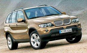 BMW X5 E53 FL 3.0i R6 24V 231KM (M54B30)