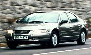 Chrysler Stratus 2.0 16V 133KM (ECB)