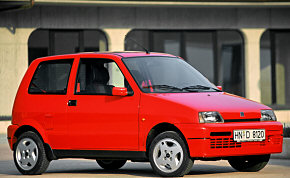 Fiat Cinquecento 1.1 8V SPI 54KM (FIRE)
