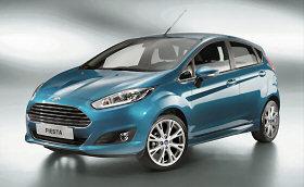 Ford Fiesta Mk7 FL 1.0 12V EcoBoost 100KM (Fox)