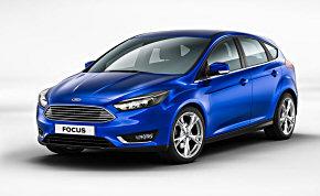 Ford Focus Mk3 FL 1.0 12V EcoBoost 100KM (Fox)