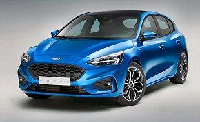 Ford Focus Mk4 1.0 12V EcoBoost 100KM (Fox)