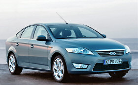 Ford Mondeo Mk4 2.0 16V Duratec 145KM (HE)