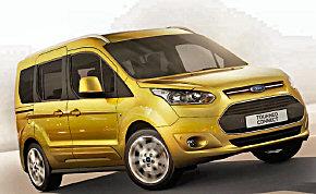 Ford Tourneo Connect Mk2 1.0 12V EcoBoost 100KM (Fox)