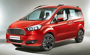 Ford Tourneo Courier 1.0 12V EcoBoost 100KM (Fox)