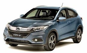 Honda HR-V drugiej generacji po lifingu