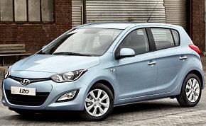 Hyundai i20 I FL 1.4 16V 101KM (G4FA)