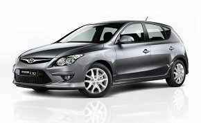 Hyundai i30 I FL 1.4 16V 109KM (G4FA)