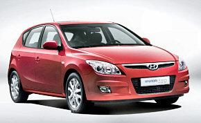 Hyundai i30 I 1.4 16V 109KM (G4FA)