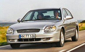 Hyundai Sonata IV 2.0 MPI 16V 136KM (4G63)