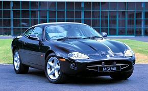 Jaguar XK8 X100 4.0 V8 32V 284KM (AJ26)
