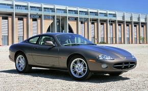 Jaguar XK8 X102 4.0 V8 32V VVT 284KM (AJ27)