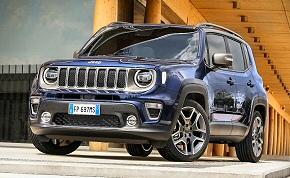 Jeep Renegade FL 1.0 12V Turbo 120KM (FireFly)
