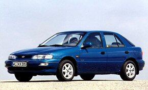 Kia Sephia I FL 1.5 16V 80KM (B5)