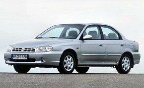 Kia Sephia II 1.5i 16V 88KM (Z5)