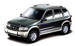 Kia Sportage I 2.0i 16V DOHC 128KM (FE)