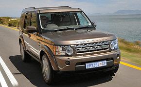 Land Rover Discovery IV 3.0 V6 24V VCT 340KM (AJ126)
