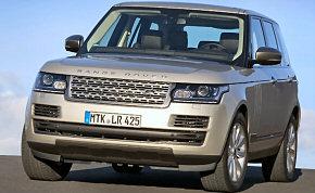 Range Rover IV 5.0 V8 32V VVT 550KM SV (AJ133S)