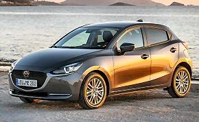 Mazda 2 DJ FL 1.5 16V SkyActiv-G M-Hybrid 90KM (P5-XB)