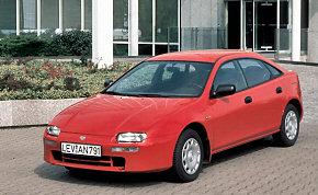 Mazda 323 BA 1.5 16V 88KM (Z5-DE)