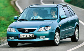 Mazda 323 BJ FL 1.6 16V 98KM (ZM)