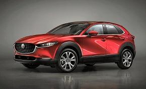 Mazda CX-30 DM 2.0 16V SkyActiv-G M-Hybrid 150KM (PE-XN)