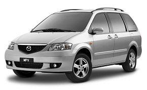 Mazda MPV II 2.0i 16V 120KM (FS)