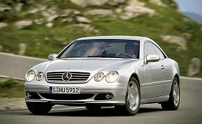 Mercedes Klasa CL C215 FL 5.0 V8 24V 306KM (M113.96)
