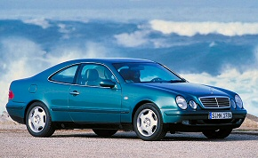 Mercedes CLK C208 3.2 V6 18V 218KM (M112.94)
