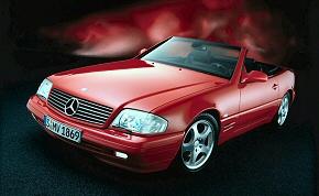 Mercedes Klasa SL R129 FL 3.2 V6 18V 224KM (M112.94)