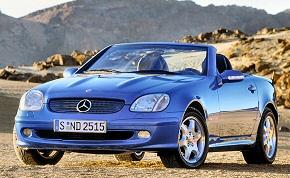 Mercedes SLK R170 FL 3.2 V6 18V 218KM (M112.94)