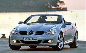 Mercedes SLK R171 3.0 V6 24V 231KM (M272.94)