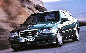 Mercedes Klasa C W202 FL 2.3 16V Kompressor 193KM (M111.97)