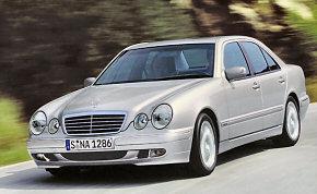 Mercedes Klasa E W210 FL 2.6 V6 18V 170KM (M112.914)