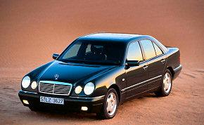 Mercedes Klasa E W210 2.0 16V 136KM (M111.94)