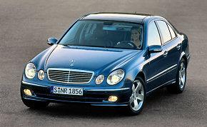 Mercedes Klasa E W211 2.6 V6 18V 177KM (M112.91)