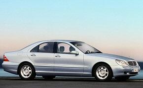 Mercedes Klasa S W220 3.2 V6 18V 224KM (M112.94)